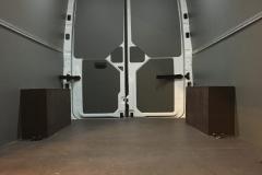 Volkswagen Crafter raktérburkolás